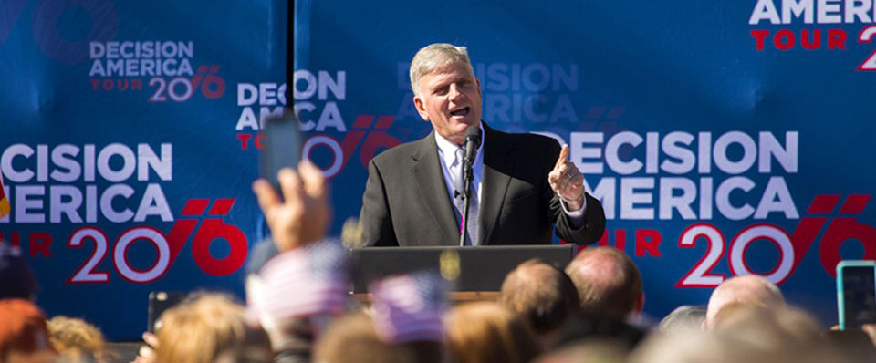 Join Franklin Graham  – Pray at the Capital, Pierre, SD