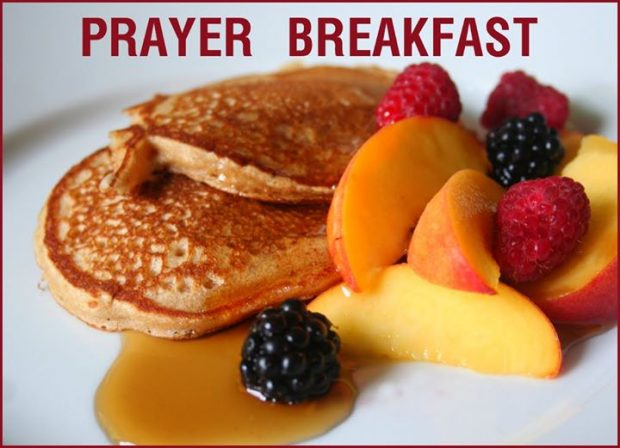 2019 New Year Prayer Breakfast